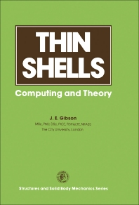 Thin Shells - 1st Edition - ISBN: 9780080232751, 9781483188669