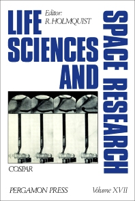Life Sciences and Space Research - 1st Edition - ISBN: 9780080234168, 9781483149097