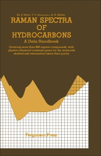 Raman Spectra of Hydrocarbons - 1st Edition - ISBN: 9780080235967, 9781483278568