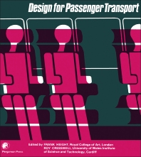 Design for Passenger Transport - 1st Edition - ISBN: 9780080237350, 9781483153094
