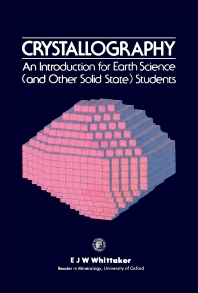 Crystallography - 1st Edition - ISBN: 9780080238043, 9781483285566