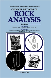 Cover image for Chemical Methods of Rock Analysis