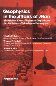 Geophysics in the Affairs of Man - 1st Edition - ISBN: 9780080240268, 9781483152219