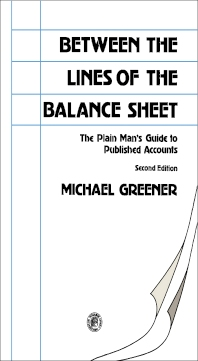 Cover image for Between the Lines of the Balance Sheet