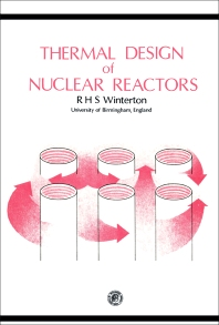 Cover image for Thermal Design of Nuclear Reactors
