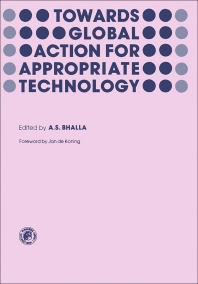 Towards Global Action for Appropriate Technology - 1st Edition - ISBN: 9780080242774, 9781483139975