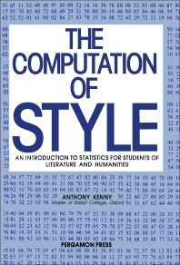 The Computation of Style - 1st Edition - ISBN: 9780080242811, 9781483285672