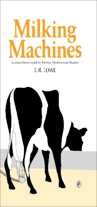 Milking Machines - 1st Edition - ISBN: 9780080243818, 9781483189079