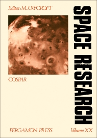 Space Research - 1st Edition - ISBN: 9780080244372, 9781483151182