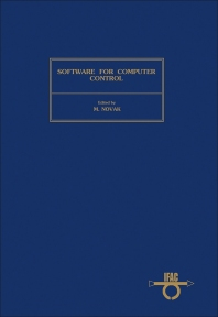 Cover image for Software for Computer Control
