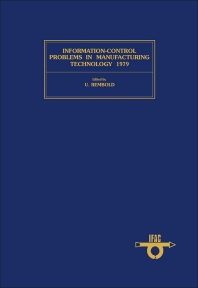 Information Control Problems in Manufacturing Technology 1979 - 1st Edition - ISBN: 9780080244525, 9781483152783