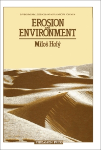 Cover image for Erosion and Environment