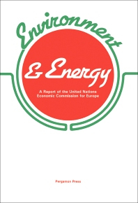 Environment and Energy - 1st Edition - ISBN: 9780080244686, 9781483158181