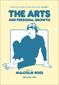 Cover image for The Arts and Personal Growth