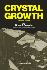 Crystal Growth - 2nd Edition - ISBN: 9780080250434, 9781483161464