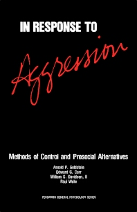 In Response to Aggression - 1st Edition - ISBN: 9780080255804, 9781483150826