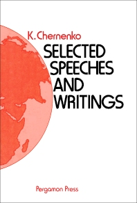 Cover image for Selected Speeches and Writings