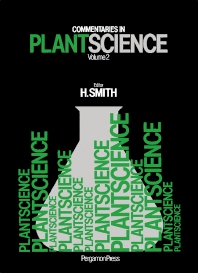 Commentaries in Plant Science - 1st Edition - ISBN: 9780080258980, 9781483145785