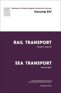 Rail Transport and Sea Transport - 1st Edition - ISBN: 9780080261058, 9781483285818