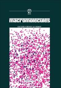 Macromolecules - 1st Edition - ISBN: 9780080262260, 9781483147239