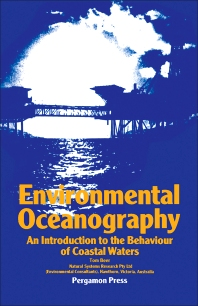 Environmental Oceanography - 1st Edition - ISBN: 9780080262918, 9781483279671