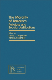 The Morality of Terrorism - 1st Edition - ISBN: 9780080263472, 9781483159584