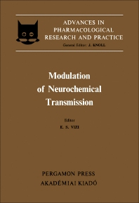 Modulation of Neurochemical Transmission - 1st Edition - ISBN: 9780080263878, 9781483147826