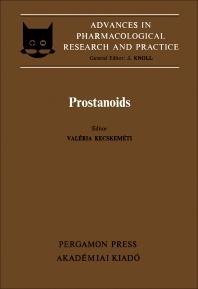 Prostanoids - 1st Edition - ISBN: 9780080263915, 9781483147918