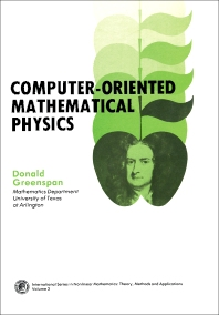 Cover image for Computer-Oriented Mathematical Physics