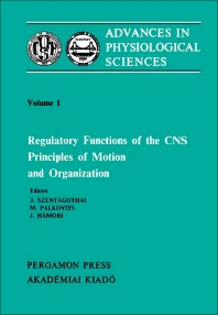 Regulatory Functions of the CNS Principles of Motion and Organization - 1st Edition - ISBN: 9780080268149, 9781483189932