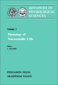 Physiology of Non-Excitable Cells - 1st Edition - ISBN: 9780080268156, 9781483189949