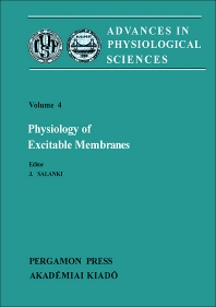 Physiology of Excitable Membranes - 1st Edition - ISBN: 9780080268163, 9781483146928