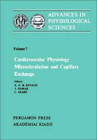 Cardiovascular Physiology: Microcirculation and Capillary Exchange - 1st Edition - ISBN: 9780080268194, 9781483189956