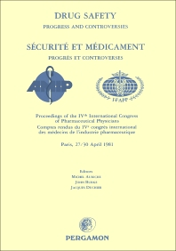 Cover image for Drug Safety