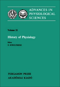 History of Physiology - 1st Edition - ISBN: 9780080273426, 9781483156057