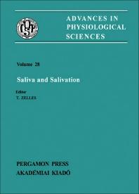 Saliva and Salivation - 1st Edition - ISBN: 9780080273495, 9781483147536