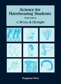 Cover image for Science for Hairdressing Students