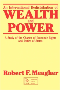 An International Redistribution of Wealth and Power - 1st Edition - ISBN: 9780080275574, 9781483140957
