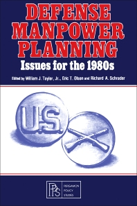 Defense Manpower Planning - 1st Edition - ISBN: 9780080275604, 9781483182346
