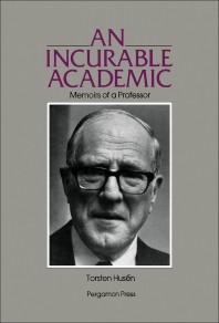 Cover image for An Incurable Academic