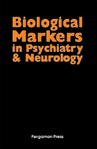 Biological markers in psychiatry and neurology 1st edition biological markers in psychiatry and neurology fandeluxe Images