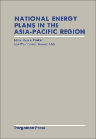 National Energy Plans in the Asia–Pacific Region - 1st Edition - ISBN: 9780080286884, 9781483190396
