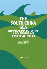 The South China Sea - 1st Edition - ISBN: 9780080286921, 9781483190419