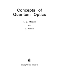 Concepts of Quantum Optics - 1st Edition - ISBN: 9780080291604, 9781483278643