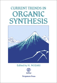 Current Trends in Organic Synthesis - 1st Edition - ISBN: 9780080292175, 9781483279121