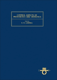 Control Aspects of Prosthetics and Orthotics - 1st Edition - ISBN: 9780080293509, 9781483147444