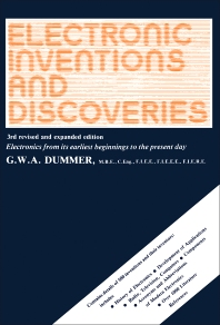 Electronic Inventions and Discoveries - 3rd Edition - ISBN: 9780080293547, 9781483145211