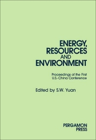 Cover image for Energy, Resources and Environment