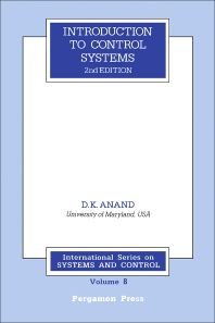 Book Series: Introduction to Control Systems