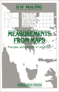 Cover image for Measurements from Maps